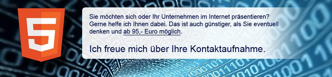 Erstellung einer Homepage | Siegmund Webdesign | Reutlingen & Pfullingen