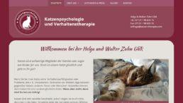 Website - Katzenpsychologie