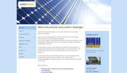 Website Solarswiss