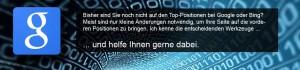 Suchmaschinenoptimierung  einer Homepage   Siegmund Webdesign   Reutlingen & Pfullingen