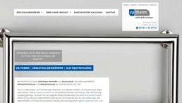 Website - VA-THERM