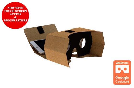 Cardboard 7 Zoll