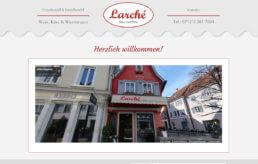 Website Erstellung Larche