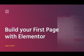 Wordpress Plugin - Elementor