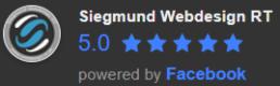Siegmund Webdesign RT - Bewertung