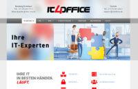 Webdesign Entwicklung - it4office